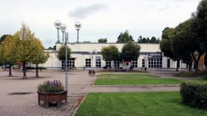Bomhus Folkets Hus Gävle entré